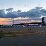 T4 is used exclusively by Iberia, regional affiliate Air Nostrum and its oneworld alliance partners. (Jesús Álvarez)