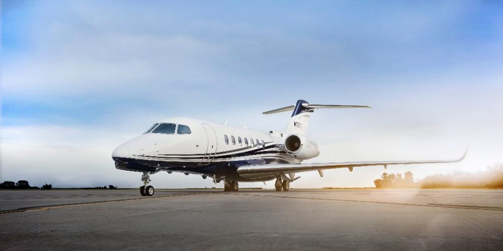 Cessna has powered the electrical distribution system on the Citation Longitude.  Textron Aviation
