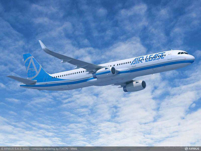 The Los Angeles-based lessor has also added another A321 to its portfolio. Airbus