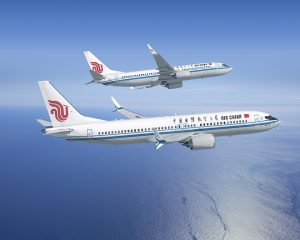 Boeing predicts that single-aisle aircraft will account for 75% of all deliveries to China. (Boeing)