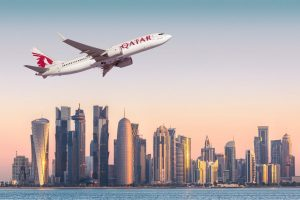 Qatar Airways has signed a letter of intent for up to 60 Boeing 737 MAX 8s. (Boeing)