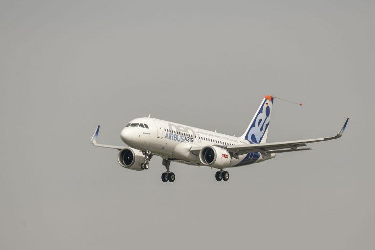 اولین پرواز ارباس A319 NEO